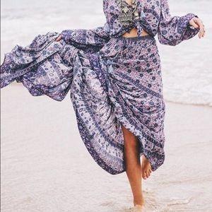 🌿 Spell Kombi Skirt Lavender • Size S • BNWT